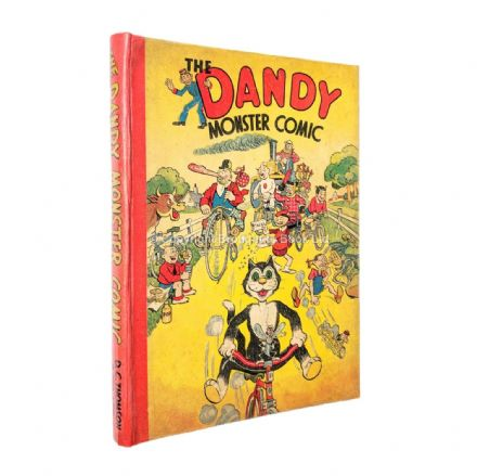 The Dandy Monster Comic 1943 Annual D.C. Thomson